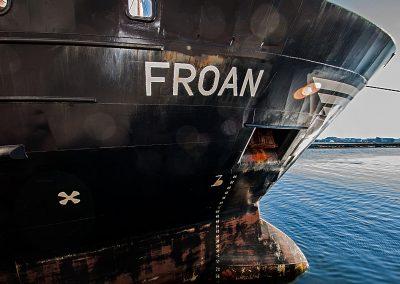 MV FROAN