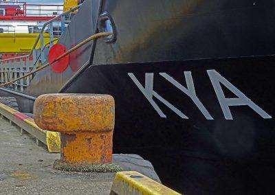 MV KYA
