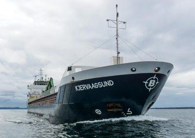 MV Kjervaagsund